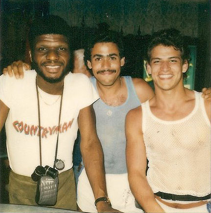LARRY-and-ERIC paradise garage