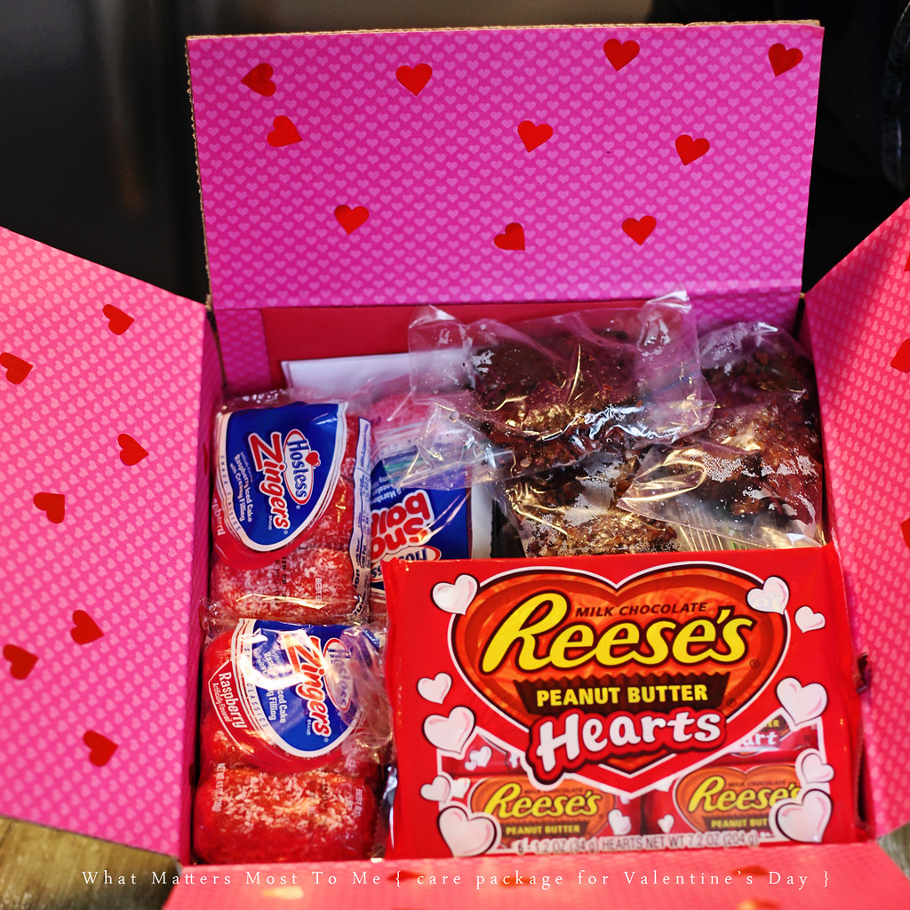 Care Package #2, Valentine's Day