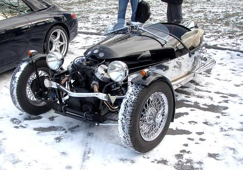 sake racers jzr tricycle moteur honda cx500. Black Bedroom Furniture Sets. Home Design Ideas