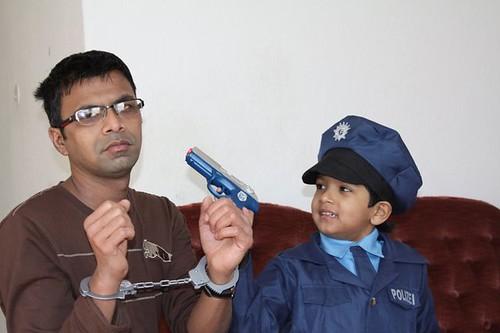 Police Megh