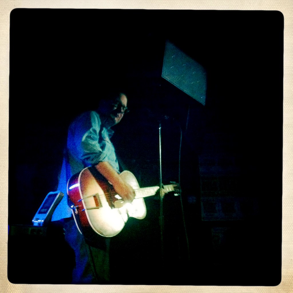 Craig Finn ::: Larimer Lounge ::: 02.13.12