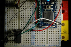 breadboard, circuit component, microcontroller, electrical network,