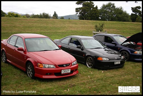 CL1 and EJ Civic