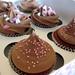 Cupcakes de Buttercream de Chocolate