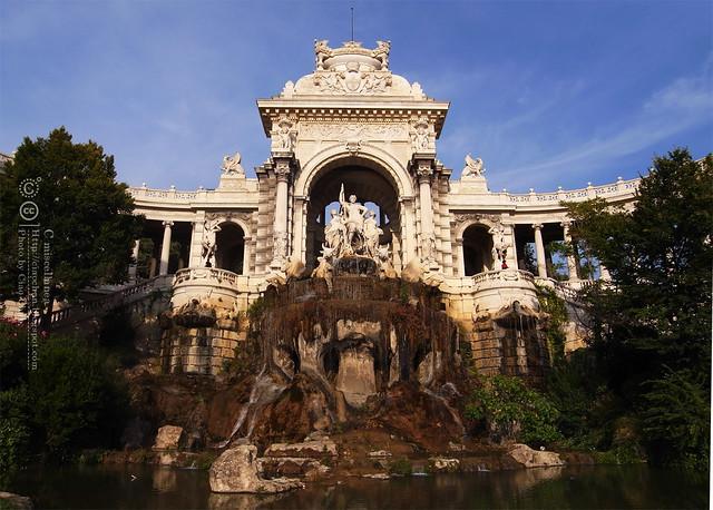 Bonjour Marseille~馬賽。奇幻國度→隆夏宮 + Macarons 馬卡龍R1042525
