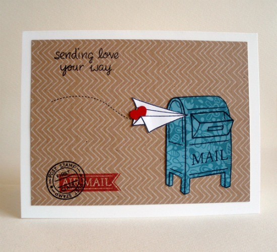 air mail love
