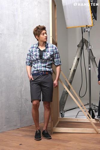 Kim Hyun Joong HangTen 2012 Spring & Summer Photoshoot