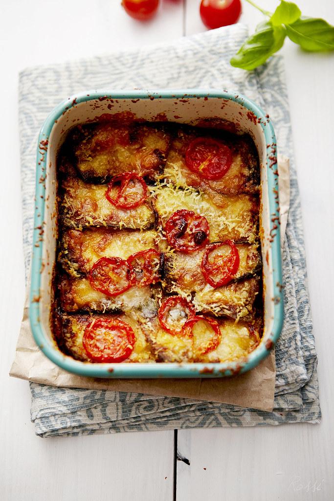 Parmigiana di Zucchine 1