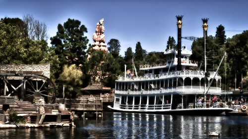The Ships Of The Rivers Of America:  Part II by hbmike2000
