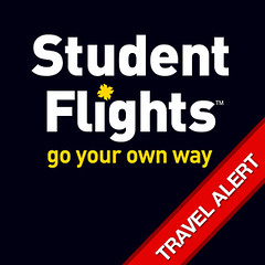 Student Flights Travel Alert