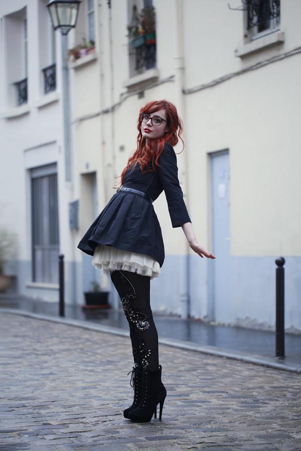 Louise Ebel Pandora Dancing Doll.