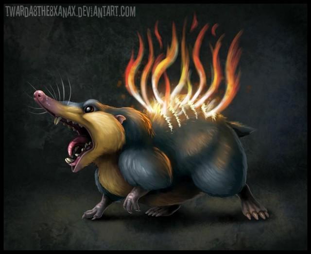 Pokémon real