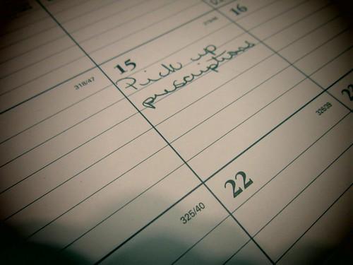 Day 15 - My Handwriting