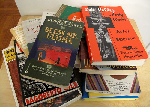 Some books that were removed from Tucson classrooms