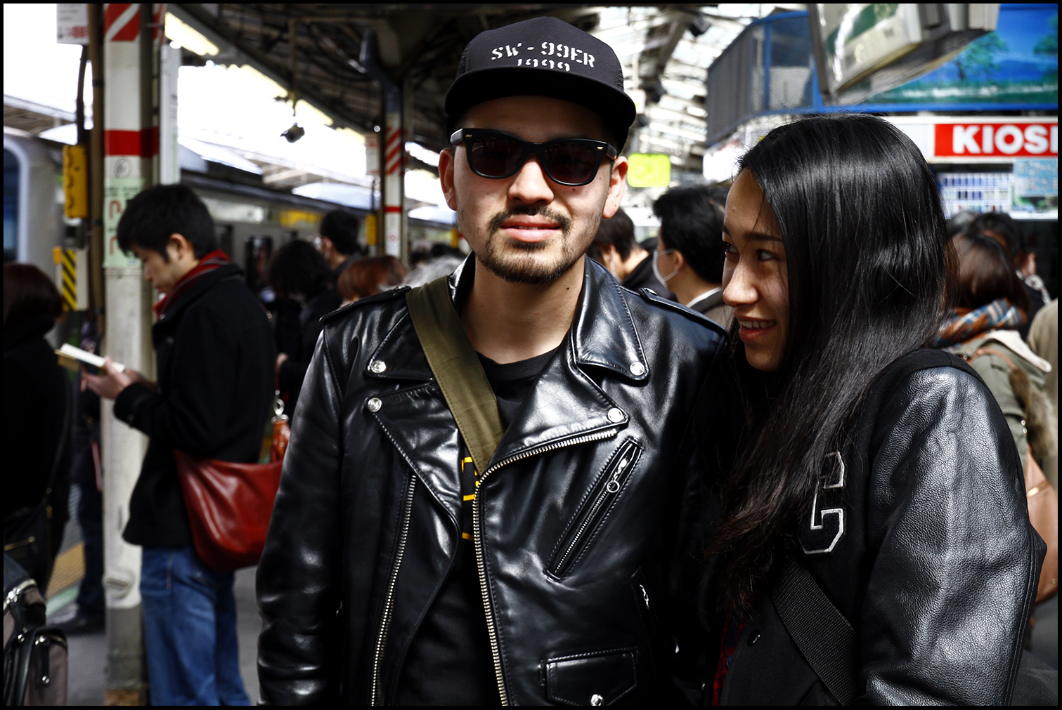 Tuukka13 - Japanese People on the Streets of Tokyo - 03.2012 - Street Life Style - 10