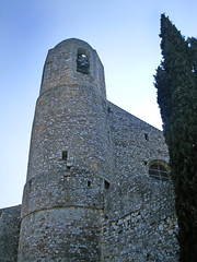 Church belltower