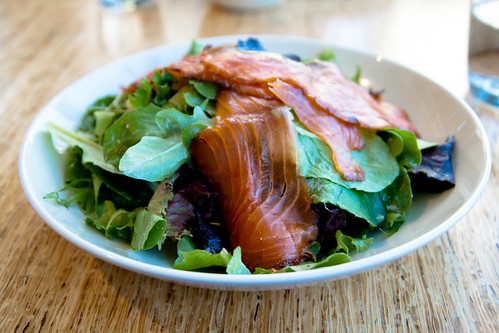 Salmon Pastrami Salad at The Porch at Schenley