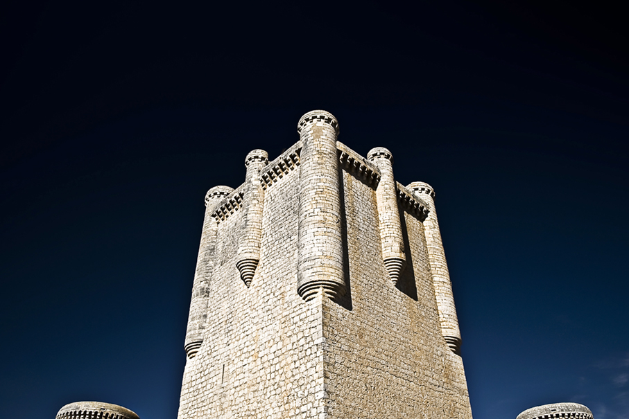 Elevation of Vega de Valdetronco, Valladolid, Spain - MAPLOGS