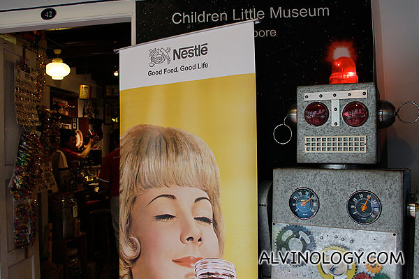 Enter the Children Little Museum