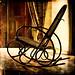 el vacío de la mecedora / the emptiness of the rocking chair by toni jara