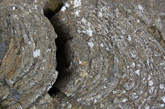rope lava with cleft