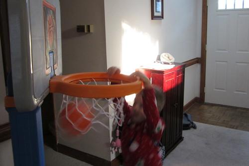 pajama dunk