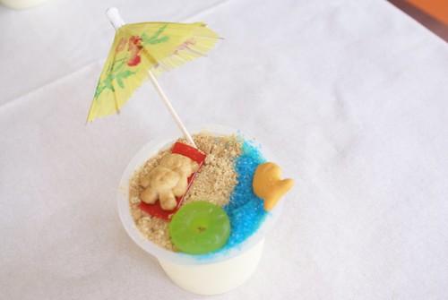 Beach snack :-)