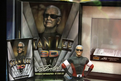 Stan Lee 3D - MegaCon 2012
