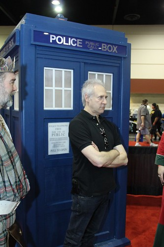 Brent Spiner - MegaCon 2012