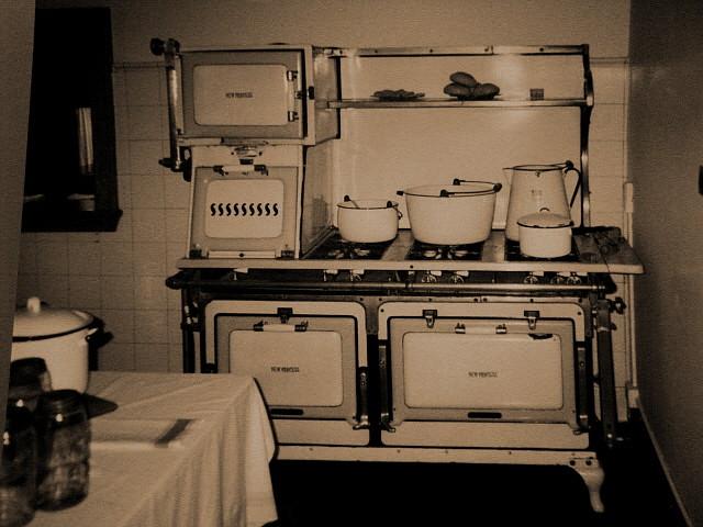 Google image result for for Modern 1920 s kitchen
