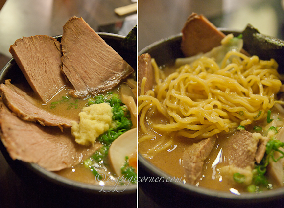 Ramen Champion Singapore gantetsu