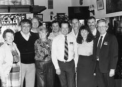 Kiwanis Board 1991-92