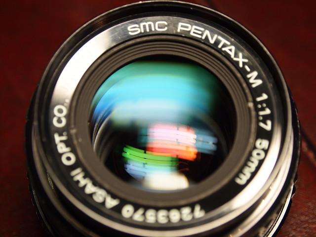 EPL1 + Pentax-m 50mm f1.7