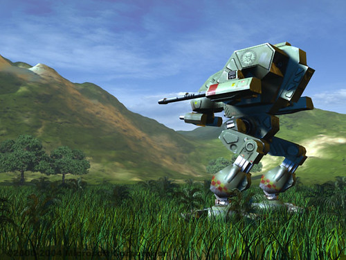 New Free-to-Play MechWarrior Game Revealed