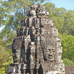 Tour à visages (Bayon, Angkor Thom)