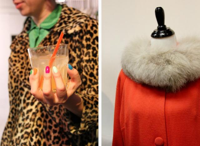 nails and coat