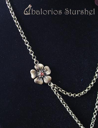 Detalle  Flor Blog