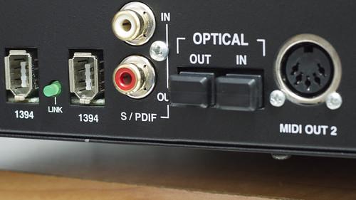 Interfaces de audio. Cómo aprovechar las conexiones digitales