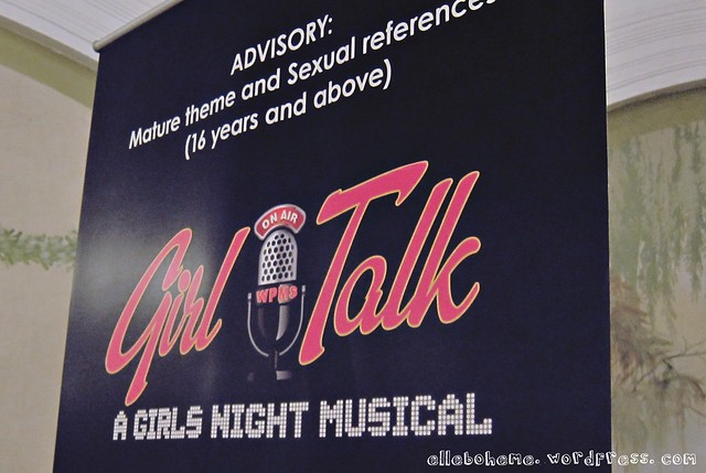 A Girl's Night Out Musical: Girl Talk!