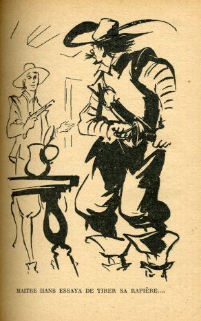 Les coups d'épée de M. de la GUERCHE, by Amédée ACHARD -image-50-150