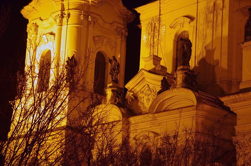 Prague Staroměstské náměstí 88 Svatý Mikuláš by paspog