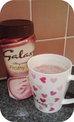Galaxy Hot Chocolate Review + Competition