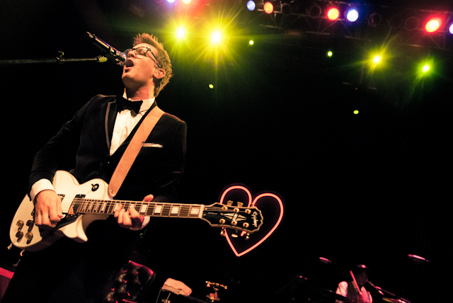 Mayer Hawthorne and the County