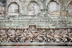 Apsaras  (Preah Khan, Angkor)