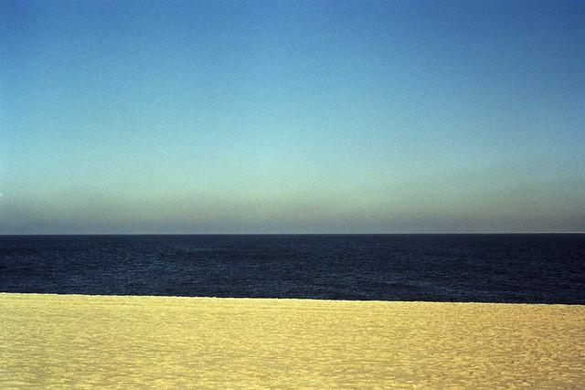The Sea: At Noon