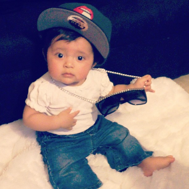 #cute #baby #swag wearing #sodiem #snapback | Flickr ...