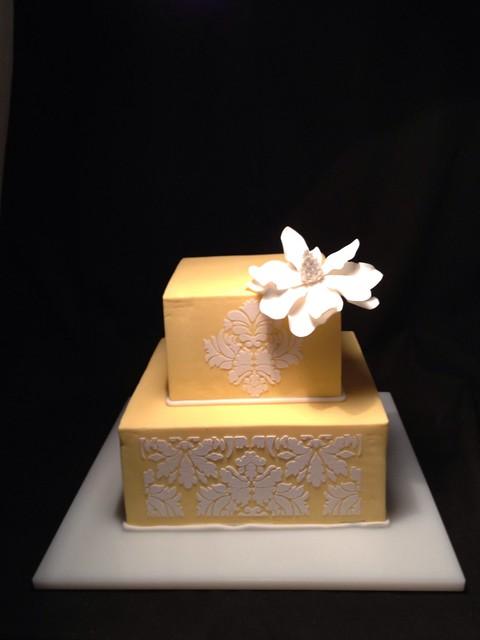 Wedding Cake Stencils Uk