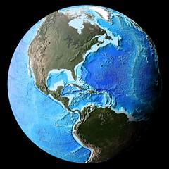 Earth - Global DEM - Version 3