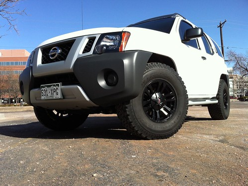 White Xterra Black Rims >> New Level 8 Wheel Concepts - Second Generation Nissan Xterra Forums (2005+)