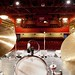 A drummers view